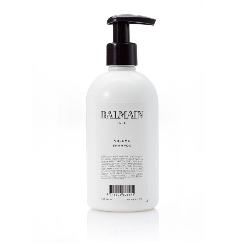 balmain hair couture volume shampoo