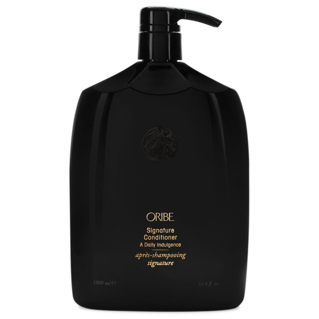 signature conditioner liter size || oribe || beautybar
