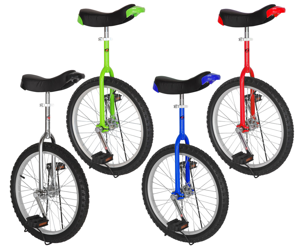 "Freestyle Unicycle 20"" Wheel 4 Colors Choices"