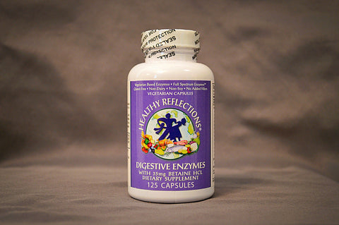Digestive Enzymes w/ 35mg Betaine HCL