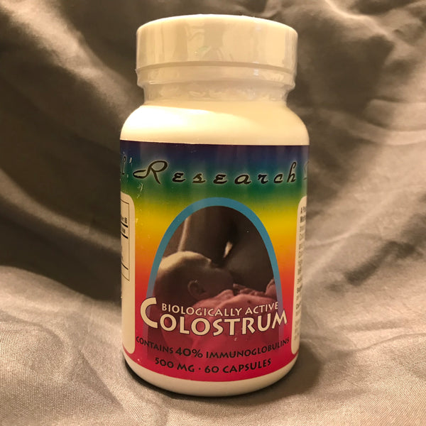 Colostrum 465 mg