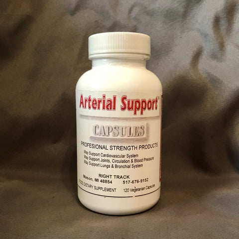 Arterial Support - 120 Caps