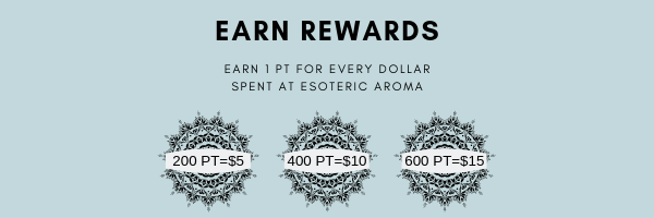 Reward Program - Esoteric Aroma