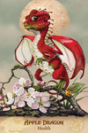 Field Guide to Garden Dragons tarot