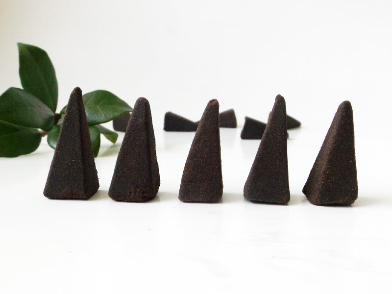 Nag Champa Forest incense cones