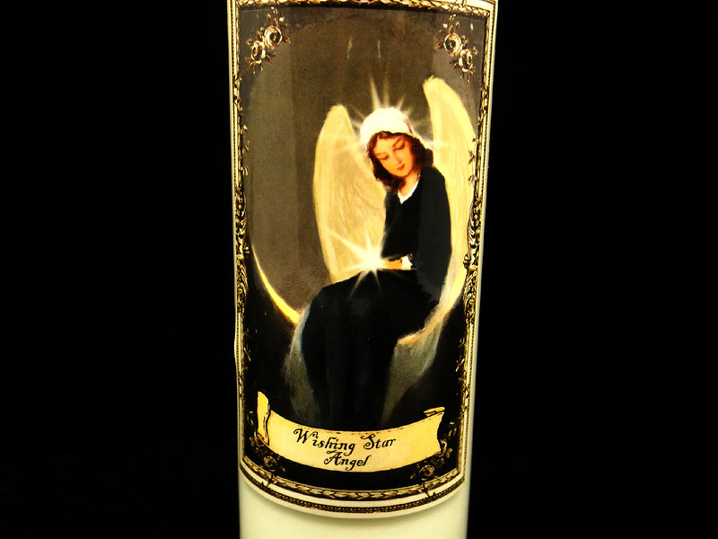 Wishing Angel altar candle - Esoteric Aroma