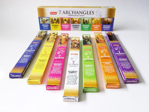 7 Archangel Premium Incense Sticks - Esoteric Aroma