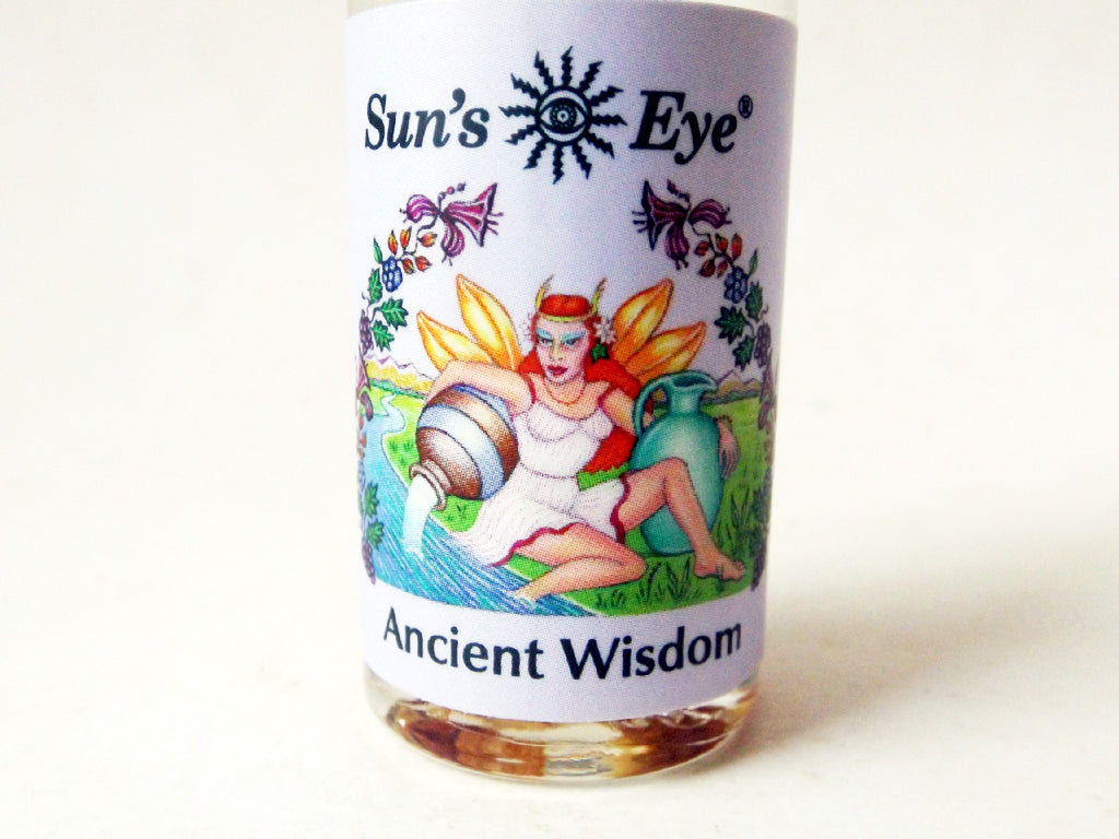 Ancient Wisdom Oil - Esoteric Aroma