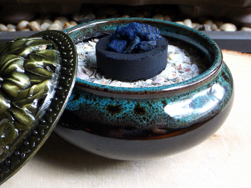 Third Eye Chakra Resin Incense - Esoteric Aroma