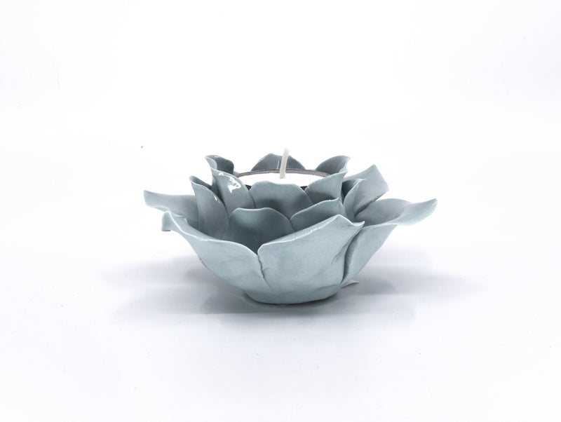 Lotus Flower tealight holder