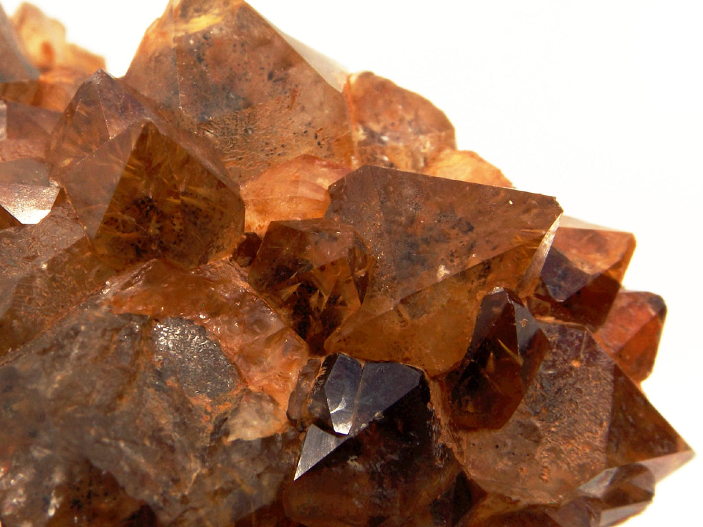Citrine with Golden Rutile - Esoteric Aroma