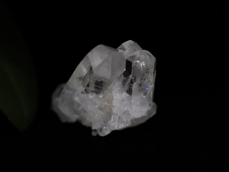 Clear Quartz crystal - Esoteric Aroma
