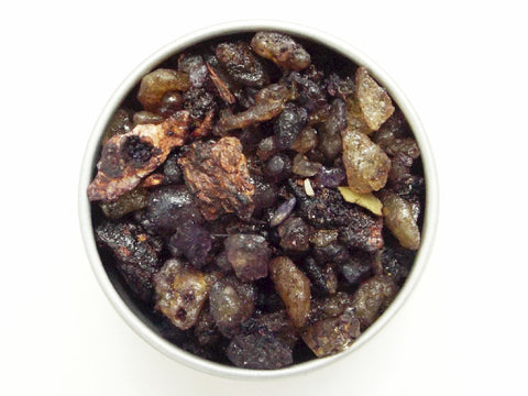 Crown Chakra Resin Incense - Esoteric Aroma