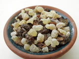 Frankincense and Myrrh Resin Incense - Esoteric Aroma