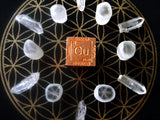 Crystal Grid - Flower of Life - Esoteric Aroma
