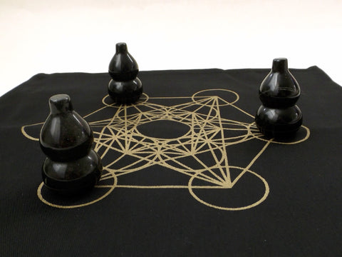 Metatrons Cube Crystal Grid