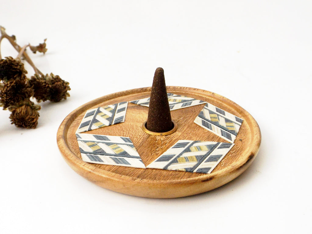 Star Incense Cone Holder - Esoteric Aroma