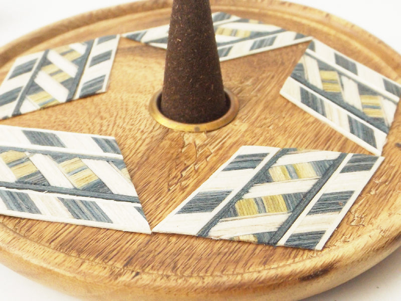 Star Incense Cone Holder