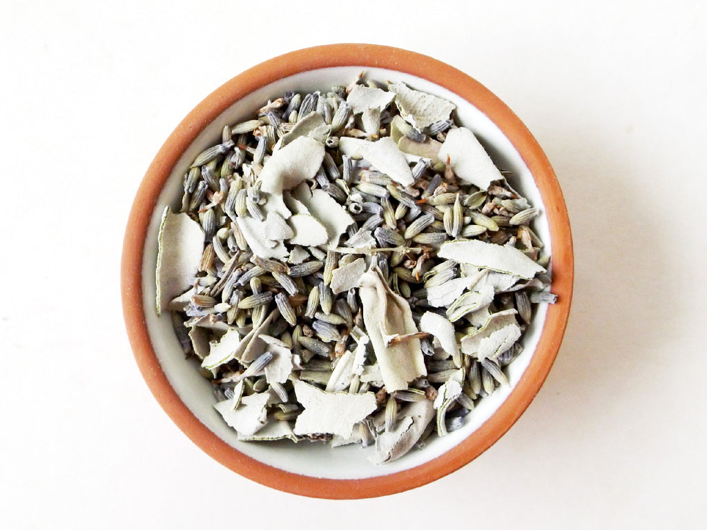 White Sage and Lavender blend - Esoteric Aroma