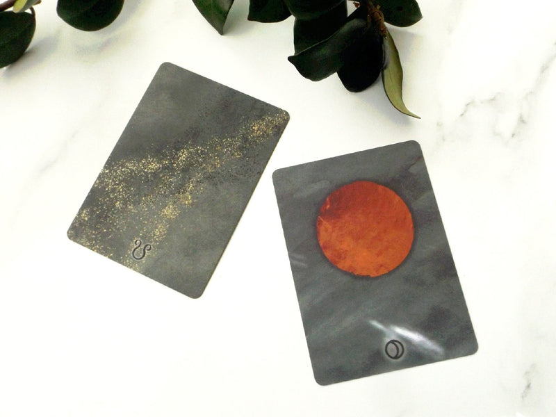 The Living Wheel Astrology Cards - Esoteric Aroma