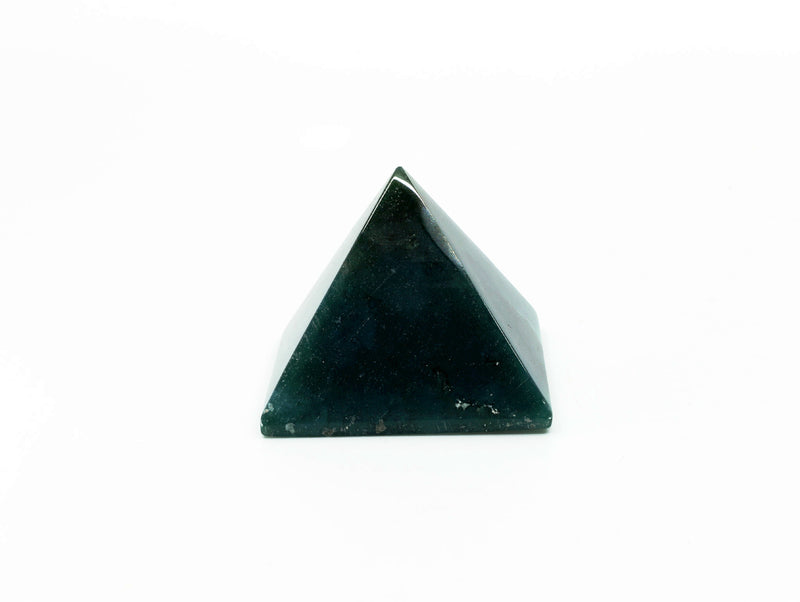 Moss Agate pyramid - Esoteric Aroma
