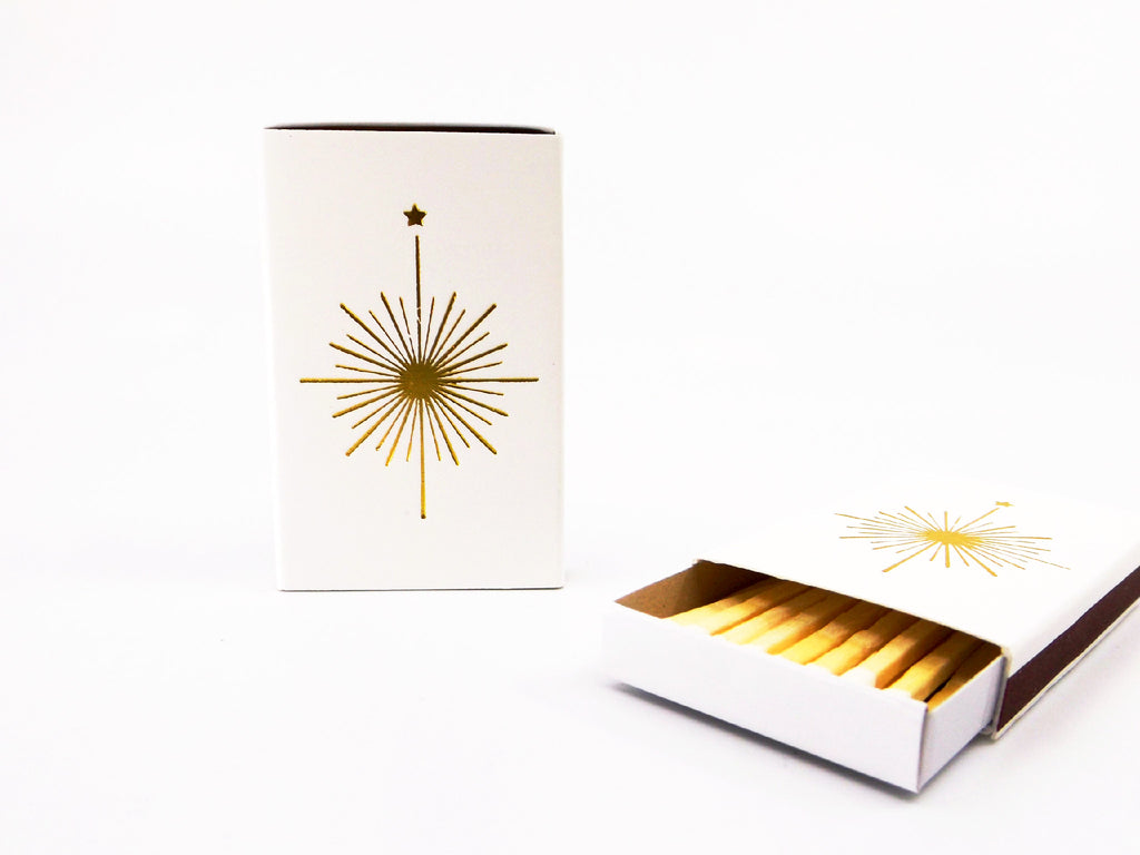 Compass matchbook - Esoteric Aroma