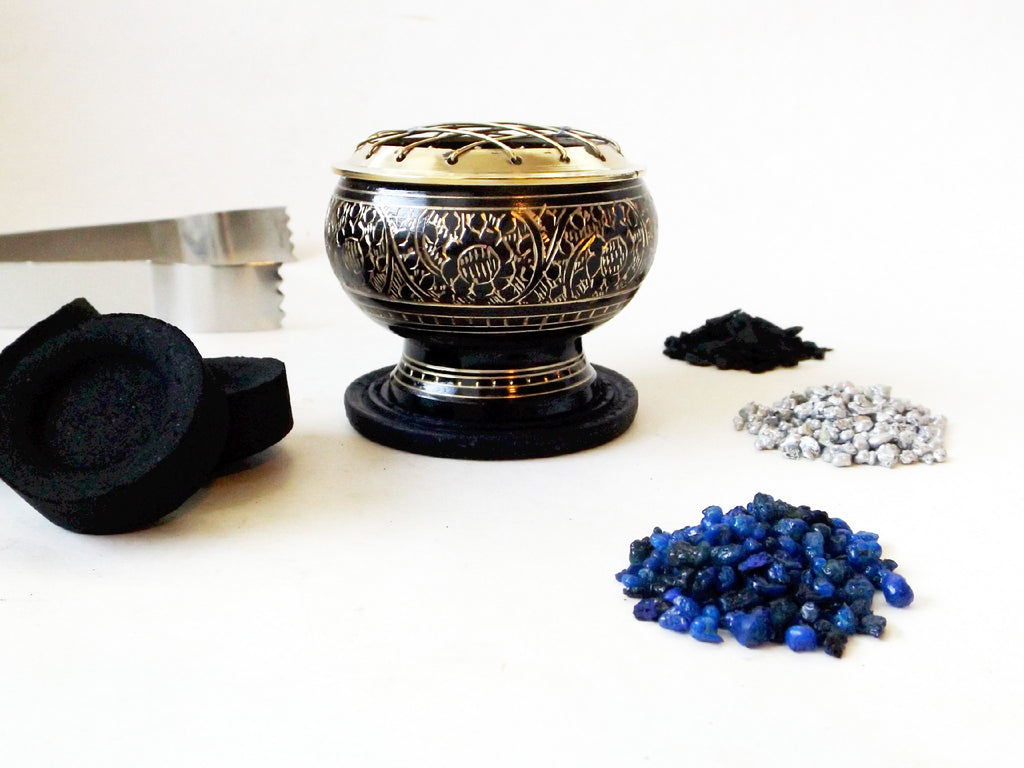 Resin Incense Kit - Esoteric Aroma