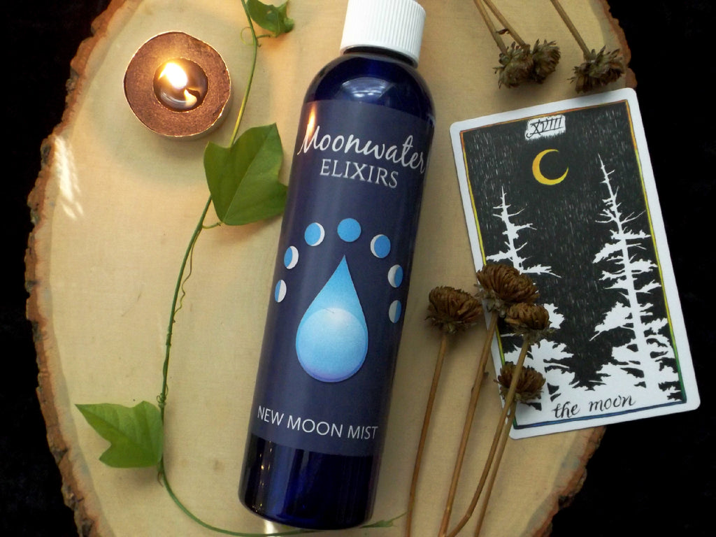 New Moon ritual mist spray - Esoteric Aroma