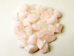 Pink Calcite raw crystal