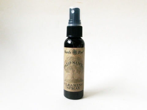 Palo Santo Clearing Spray