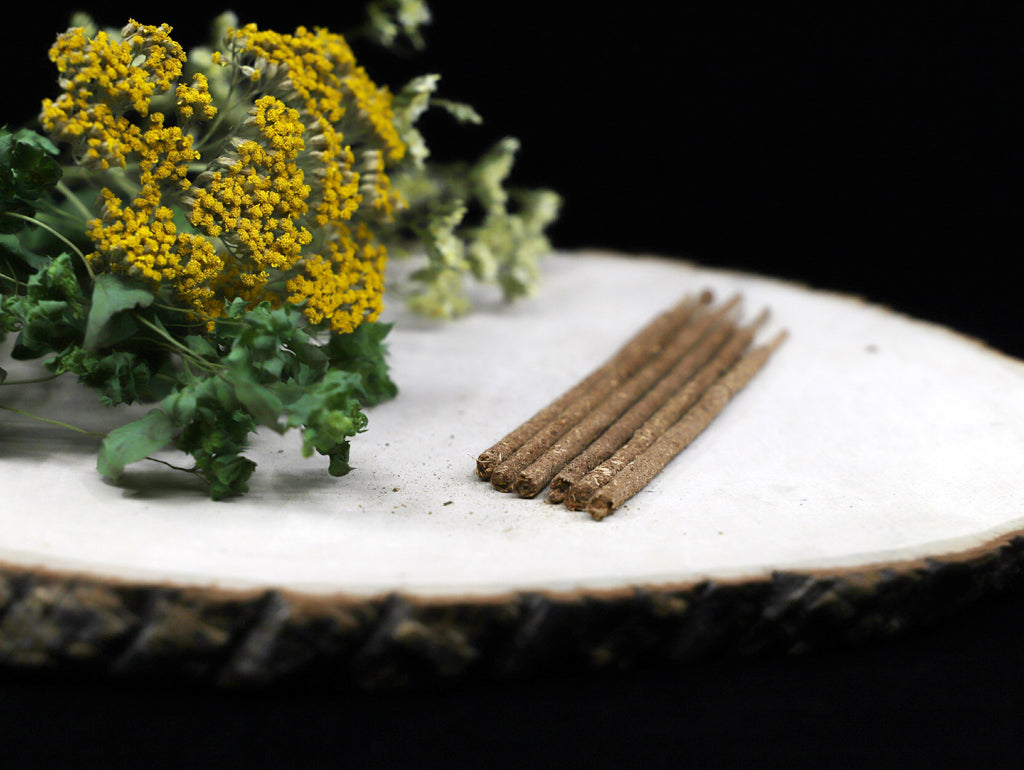 Palo Santo Cinnamon incense sticks - Esoteric Aroma