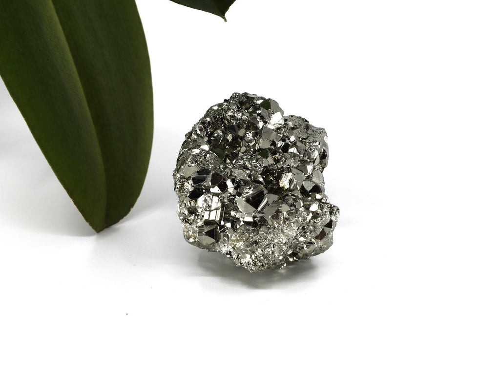 Natural Pyrite cluster - Esoteric Aroma