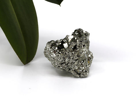 Pyrite Cluster - Rough Pyrite, Raw Crystal - Esoteric Aroma