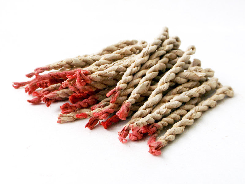 Sandalwood Rope Incense - Esoteric Aroma