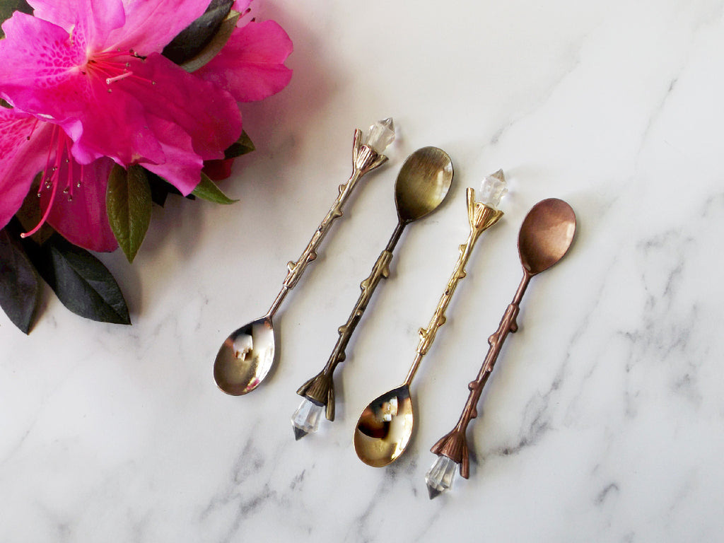Vintage Style Apothecary Teaspoon