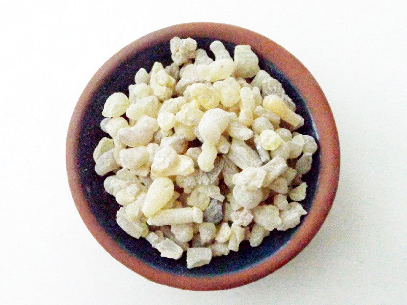 Sweet Frankincense Resin Incense - Esoteric Aroma
