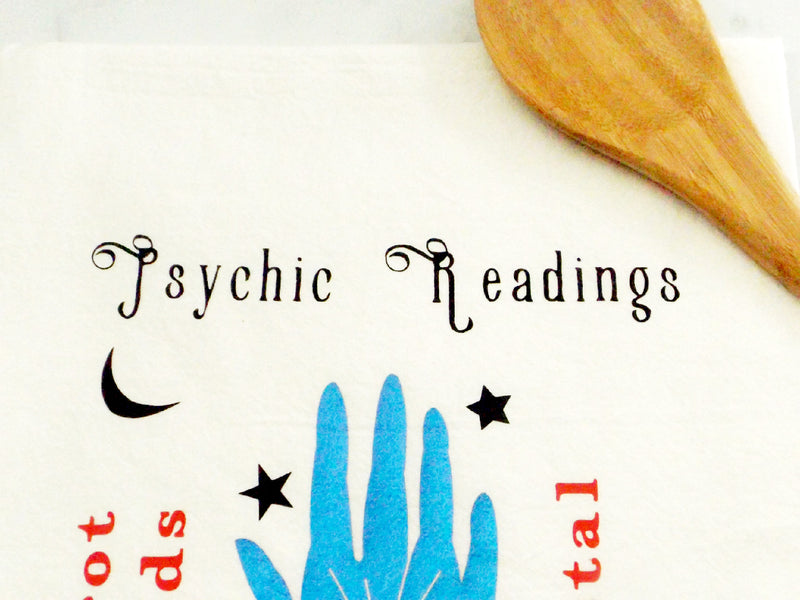 Kitchen Towel | Psychic Readings