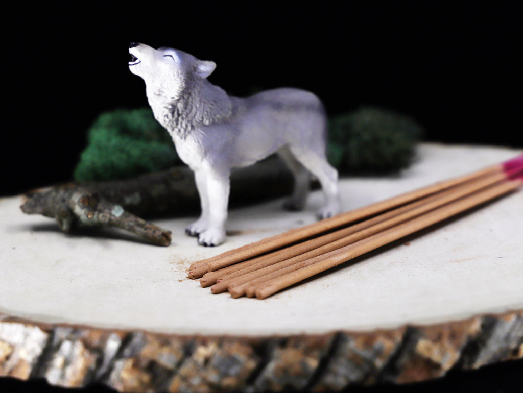 Wolf Spirit incense sticks