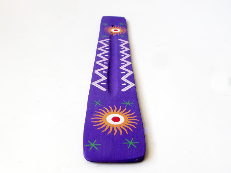 Hand Painted incense burner - Esoteric Aroma