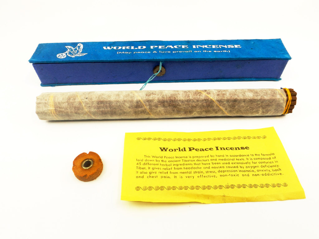 World Peace incense sticks - Esoteric Aroma