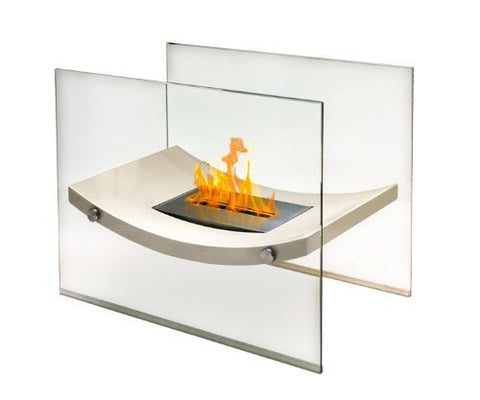 Anywhere Fireplace - BROADWAY Model Bio-Ethanol Fireplace