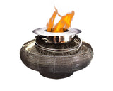 Anywhere Fireplace MERCURY Fireplace/Lantern - 2 in 1 Design