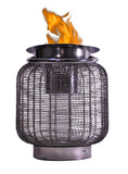 Anywhere Fireplace NEPTUNE Fireplace/Lantern - 2 in 1 Design