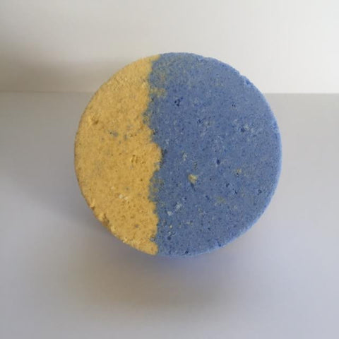 Lets Go Bflo Hockey Puck Bath Bomb