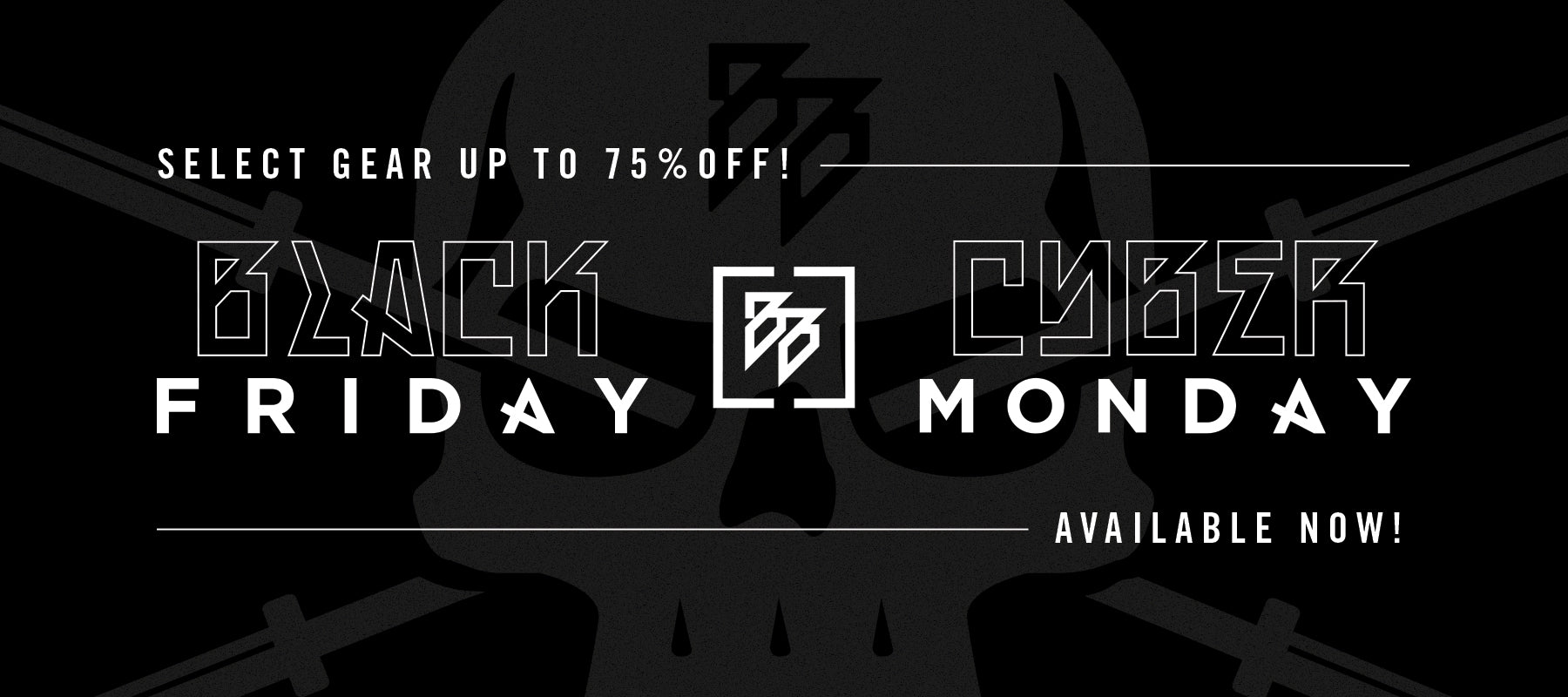Black Friday - Cyber Monday Discounted Items