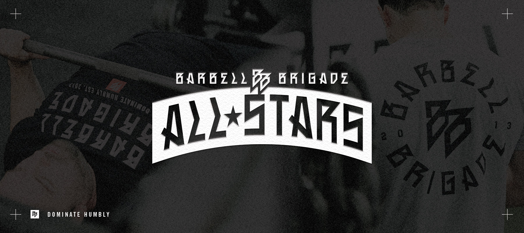 ALL STARS text in Graphic