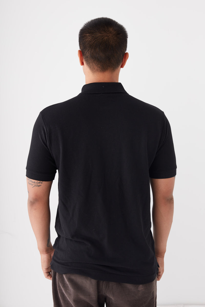 BB - Polo Shirt (Black)