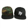 BB - Snapback Hat (Black)