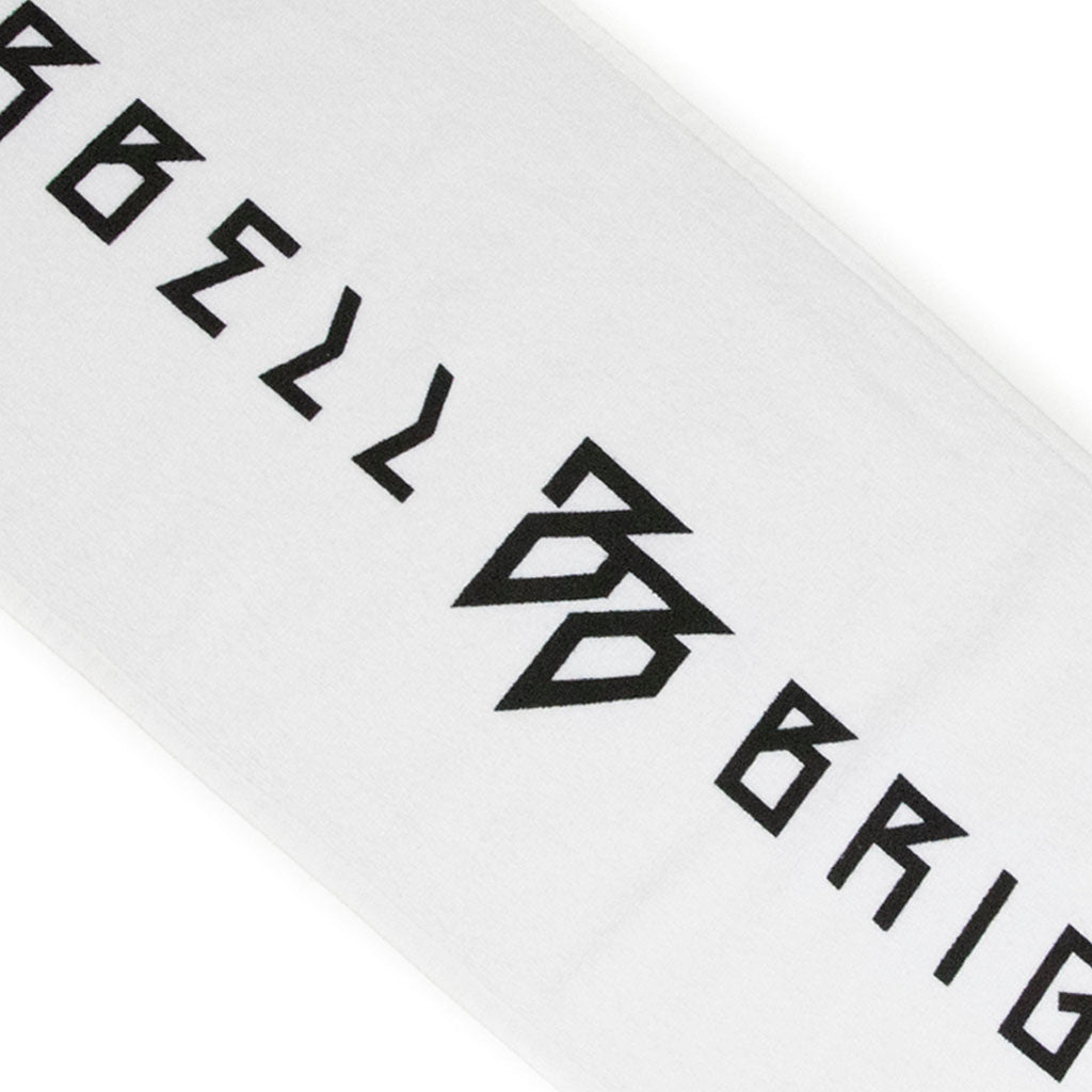 BB - Gym Towel (White)