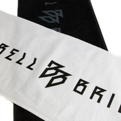 BB - Gym Towel (Black)